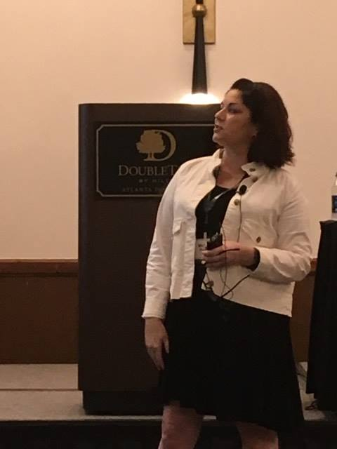 Michelle Porter; ICC Director of Certification & Training